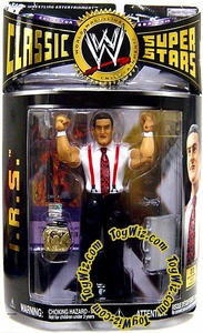 WWE Wrestling Classic Superstars Series 11 Action Figure Mike Rotundo (I.R.S)