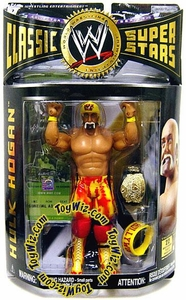 WWE Wrestling Classic Superstars Series 11 Action Figure Hulk Hogan