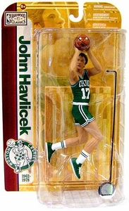 McFarlane Toys NBA Sports Picks Legends Series 5 Action Figure John Havlicek (Boston Celtics)