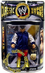 WWE Wrestling Classic Superstars Series 11 Action Figure Rick Steiner