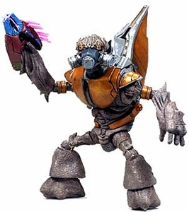 Halo 3 McFarlane Toys Series 1 Action Figure ORANGE Grunt