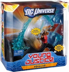 Young Justice 6 Inch Deluxe Action Figure Aqualad