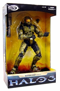 Halo 3 McFarlane Toys 12 Inch Deluxe Action Figure Master Chief