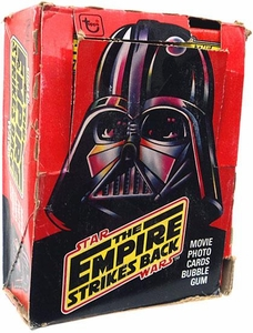 Topps Star Wars 1980 Series 1 The Empire Strikes Back Card Box [36 Packs] Package is in Poor condition / Card Packs  in Very Good Condition!