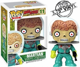 Funko POP! Mars Attacks Vinyl Figure Martian