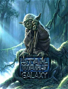 Topps Star Wars Galaxy Series 6 HOBBY EDITION Trading Cards Basic Set