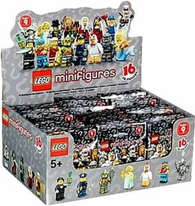 LEGO Minifigure Series 9 Mystery Box [60 Packs]