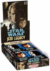 Star Wars Topps 2013 Jedi Legacy Trading Card Box [24 Packs]