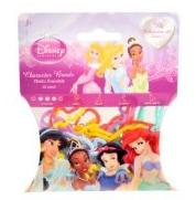 Disney Logo Bandz Shaped Rubber Band Bracelets 20-Pack Princesses [Style #2]