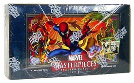 Skybox Marvel Masterpieces Series 3 Trading Card Box [36 Packs]