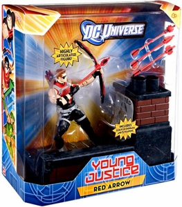 Young Justice 6 Inch Deluxe Action Figure Red Arrow