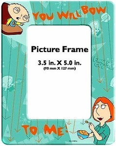 Family Guy Picture Frame with Stewie