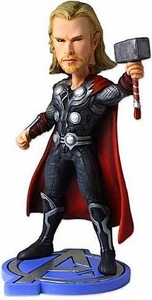 NECA Head Knocker Bobble Head Avengers Movie Thor