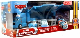 Disney / Pixar CARS Movie 1:55 Die Cast Cars Exclusive Set Team Bumper Save [Hauler, Bumper Save & Pitty]