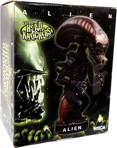 Aliens NECA Extreme Head Knockers Alien Damaged Package, Mint Contents!
