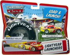Disney / Pixar CARS Movie 1:55 Die Cast Car Lightyear Launchers Shifty Drug