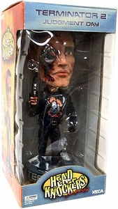 NECA Head Knocker Battle Damaged T-800 - Terminator 2: Judgement Day