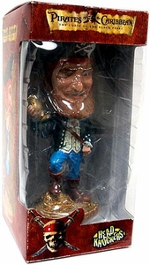 NECA Head Knocker The Curse Of The Black Pearl The box may show slight damage, mint contents inside