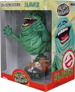 NECA Ghostbusters Head Knocker Slimer