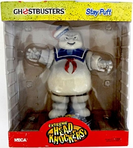 NECA Extreme Head Knocker Ghostbusters Stay Puft Marshmallow Man
