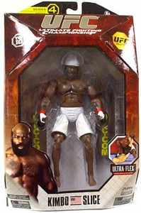 UFC Jakks Pacific Series 4 Deluxe Action Figure Kimbo Slice