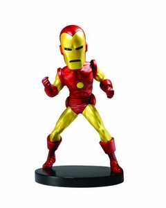 NECA Marvel Classic Head Knocker Iron Man Pre-Order ships April