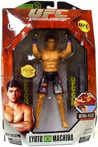 UFC Jakks Pacific Series 5 Deluxe Action Figure Lyoto Machida
