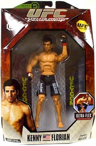 UFC Jakks Pacific Series 5 Deluxe Action Figure Kenny Florian