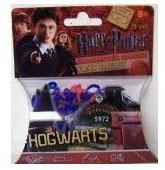 Logo Bandz Shaped Rubber Band Bracelets 20-Pack Harry Potter Hogwarts