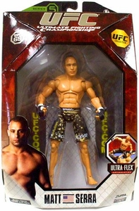 UFC Jakks Pacific Series 5 Deluxe Action Figure Matt Serra