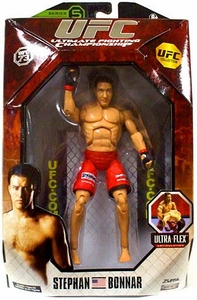 UFC Jakks Pacific Series 5 Deluxe Action Figure Stephan Bonnar