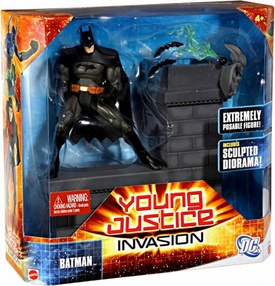 Young Justice 6 Inch Deluxe Action Figure Batman
