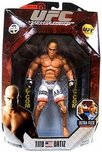 UFC Jakks Pacific Series 6 Deluxe Action Figure Tito Ortiz