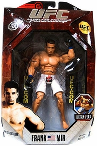 UFC Jakks Pacific Series 6 Deluxe Action Figure Frank Mir