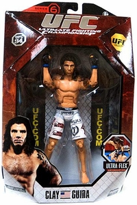 UFC Jakks Pacific Series 6 Deluxe Action Figure Clay Guida