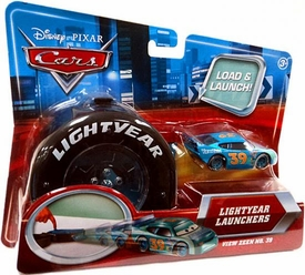 Disney / Pixar CARS Movie 1:55 Die Cast Car Lightyear Launchers View Zeen No. 39