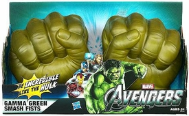 Marvel Avengers Movie Roleplay Hulk Gamma Green Smash Fists