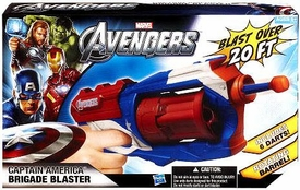 Marvel Avengers Movie Roleplay Captain America Brigade Blaster