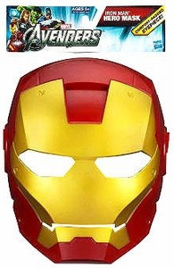 Marvel Avengers Movie Roleplay Hero Mask Iron Man