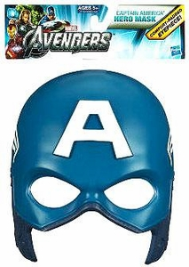 Marvel Avengers Movie Roleplay Hero Mask Captain America