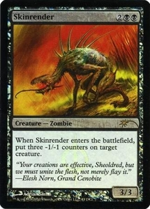 Magic the Gathering Wizards Play Network Promo Card Skinrender [WPN Foil]