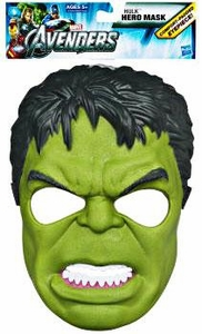 Marvel Avengers Movie Roleplay Hero Mask Hulk BLOWOUT SALE!