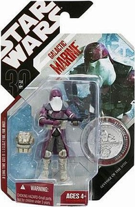 Star Wars 30th Anniversary Saga 2007 Action Figure Wave 1 #02 Galactic Marine