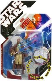 Star Wars 30th Anniversary Saga 2007 Action Figure Wave 1 #06 Mace Windu