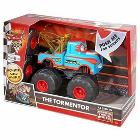 Disney / Pixar CARS The Movie Exclusive Monster Truck Tormentor [Monster Wheels!]