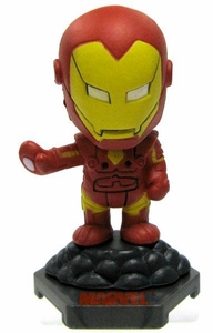 MARVEL GRAB ZAGS Mini Figure Iron Man
