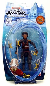 Avatar the Last Airbender Basic Water Series Action Figure Jet