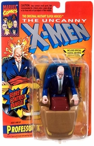 Marvel Comics The Original Mutant Super Heroes Uncanny X-Men Action Figure Professor X