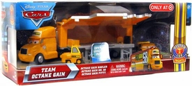 Disney / Pixar CARS Movie 1:55 Die Cast Cars Exclusive Set Team Octane Gain [Hauler, Octane Gain & Pitty]