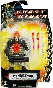 Ghost Rider Movie Hasbro Series 1 Action Figure Vengeance